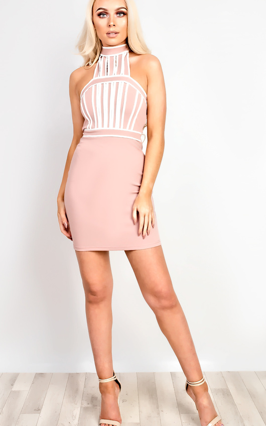 Anicka Bodycon Dress