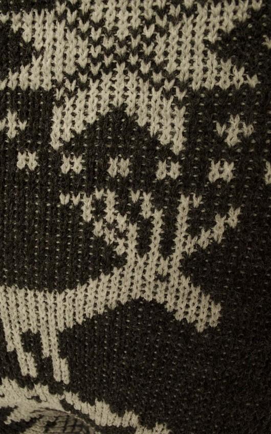 Ariella Thick Knit Christmas Leggings