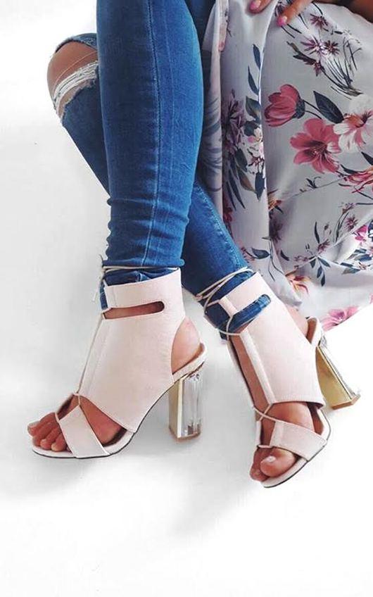 Siobhan High Heels