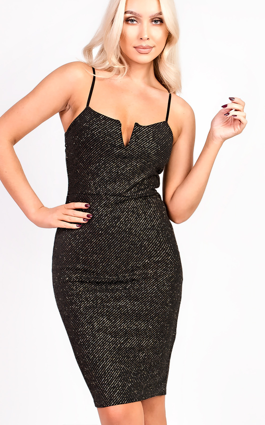 Cindy Sequin Cami Dress