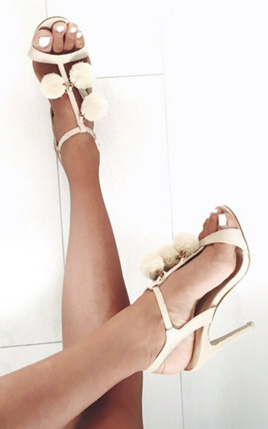 Alea Stiletto Heels