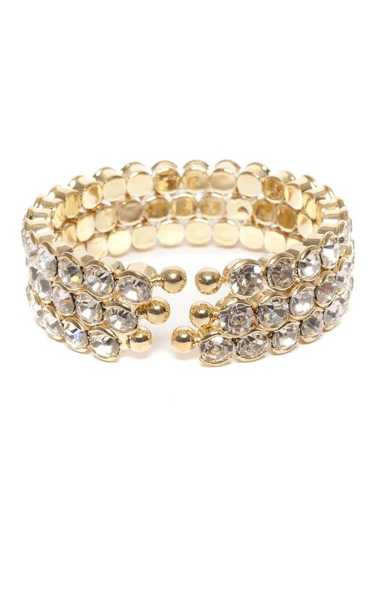 Jimena Crystal Look Bracelet