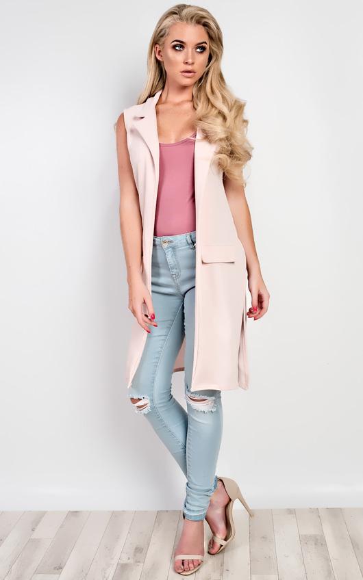 Cheyenne Sleeveless Coat