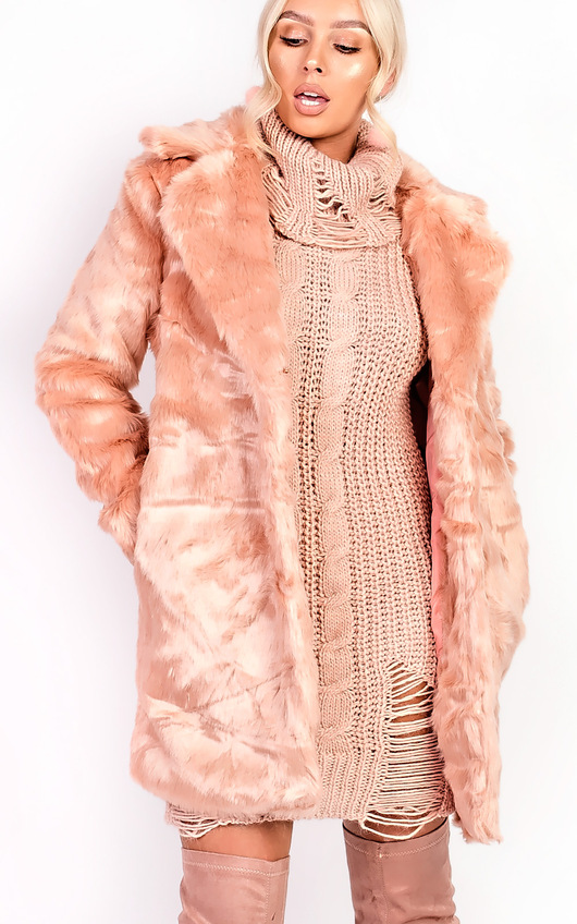 Sophia Faux Fur Jacket