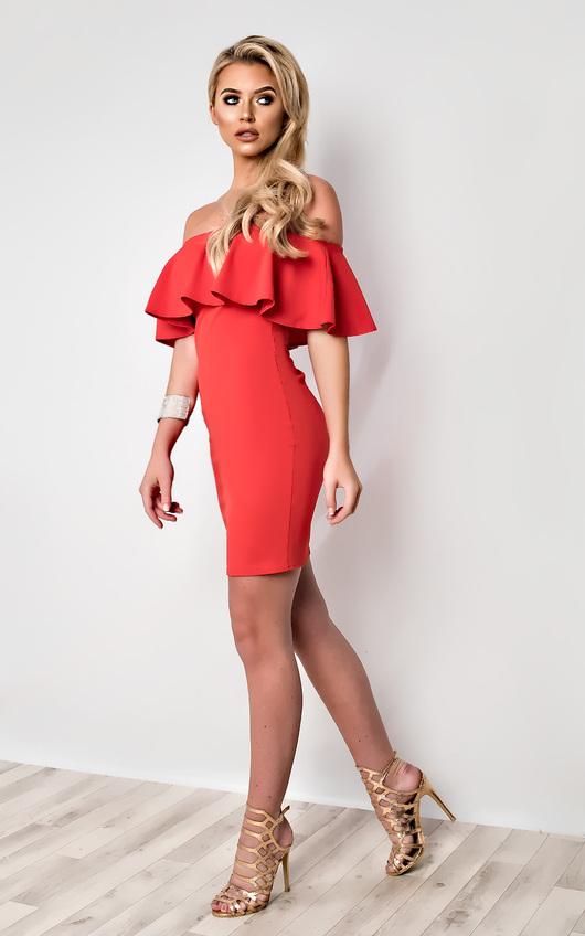 e88582544ff Brie Off Shoulder Bodycon Dress Thumbnail