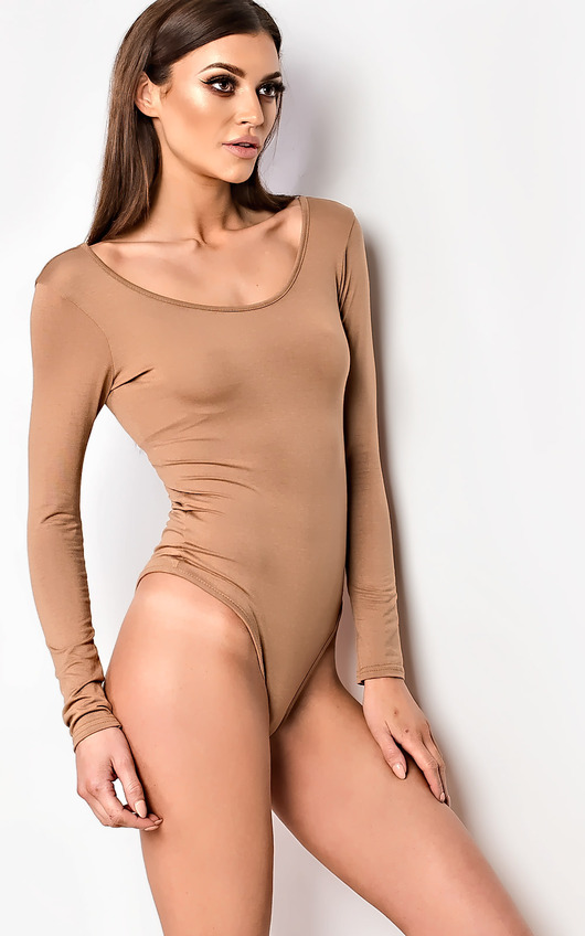 Shayla Scoop Basic Bodysuit