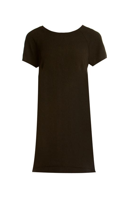Sophia Black Shift Dress