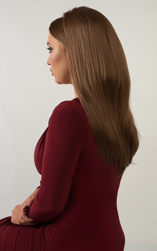 Livie Full Volume 3/4 Wig