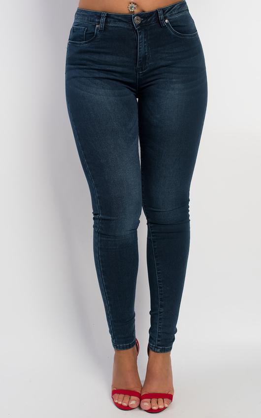 Keenya Classic Skinny Jeans