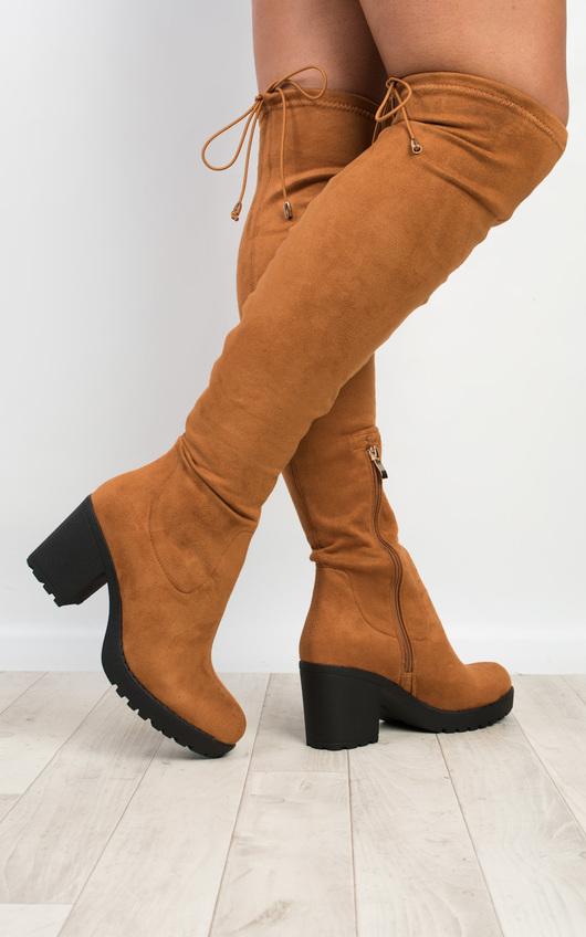 Halvor Knee High Boots