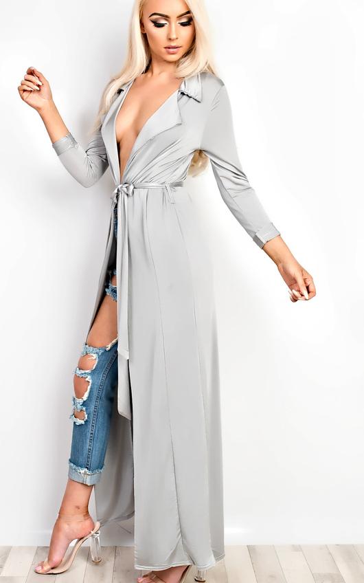 Roselle Long Over Coat