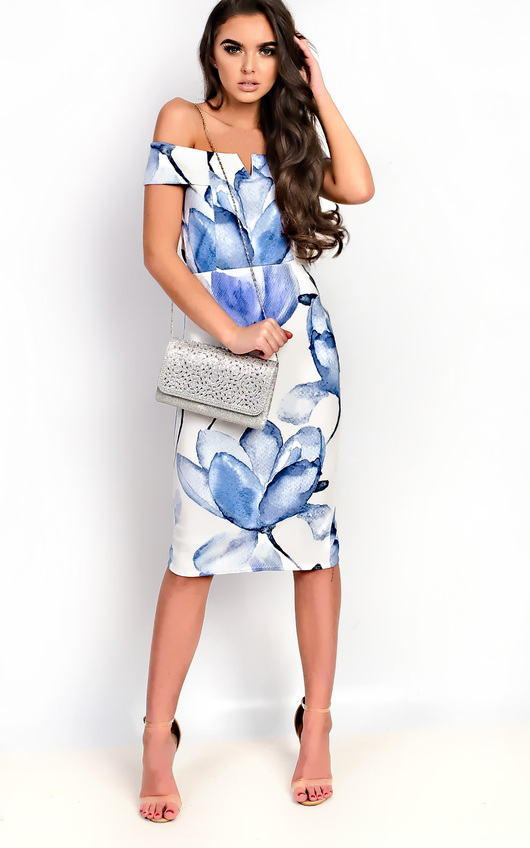 Josie Embellished Clutch Bag