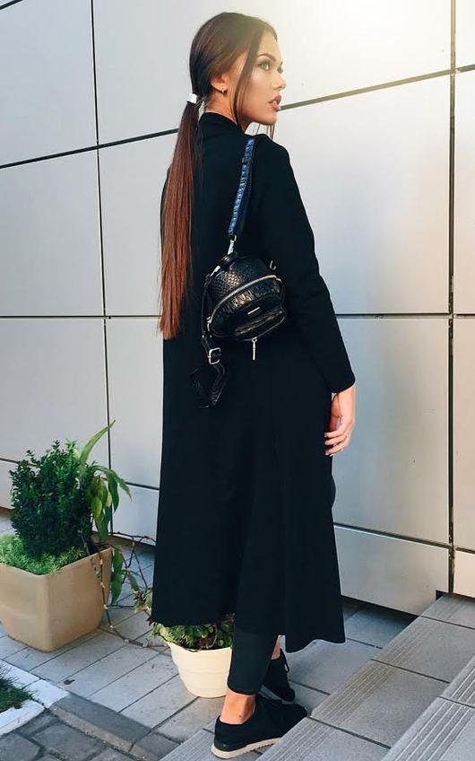 Lysa Long Over Coat