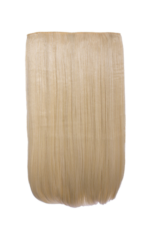 Intense Volume Clip In Hair Extensions - Flicky Light Blonde