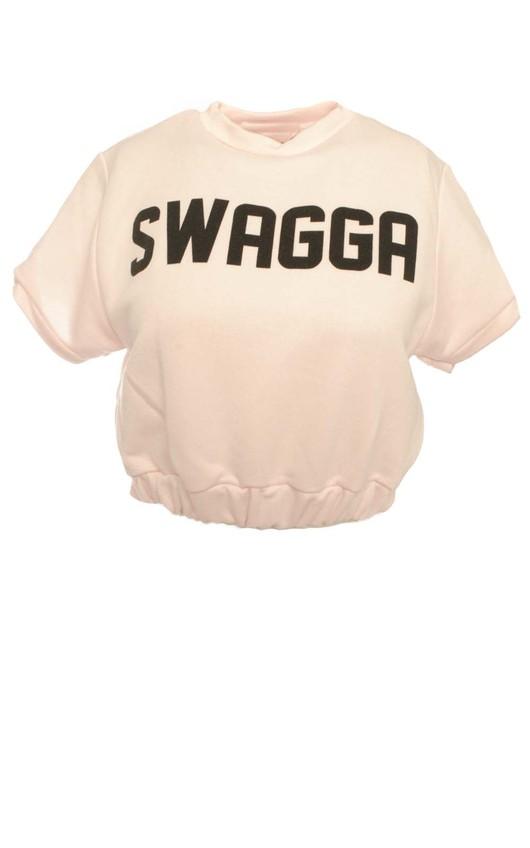 Swagga Crop Top
