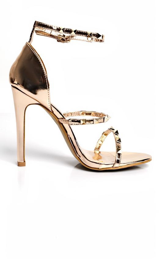 Alez Studded Heels