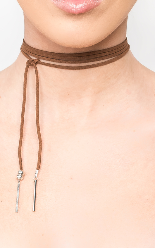 Ezmay Lace Thinline Necklace