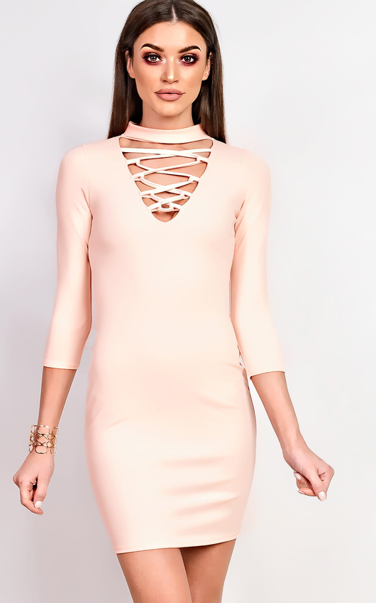 Leila Bodycon Dress