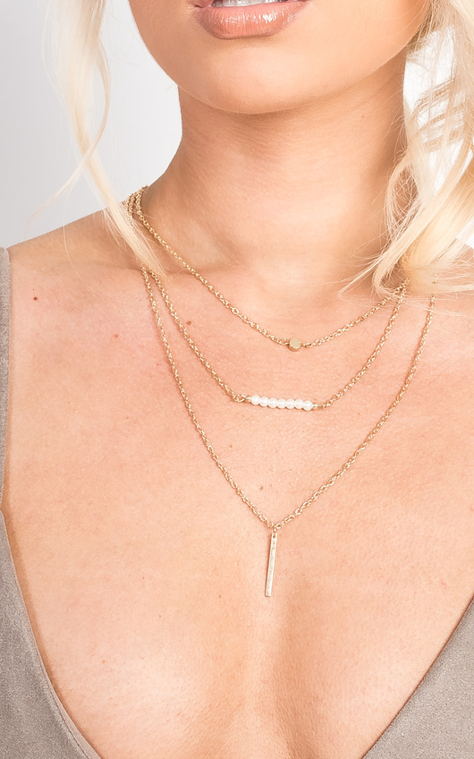 Lucia Necklace Set