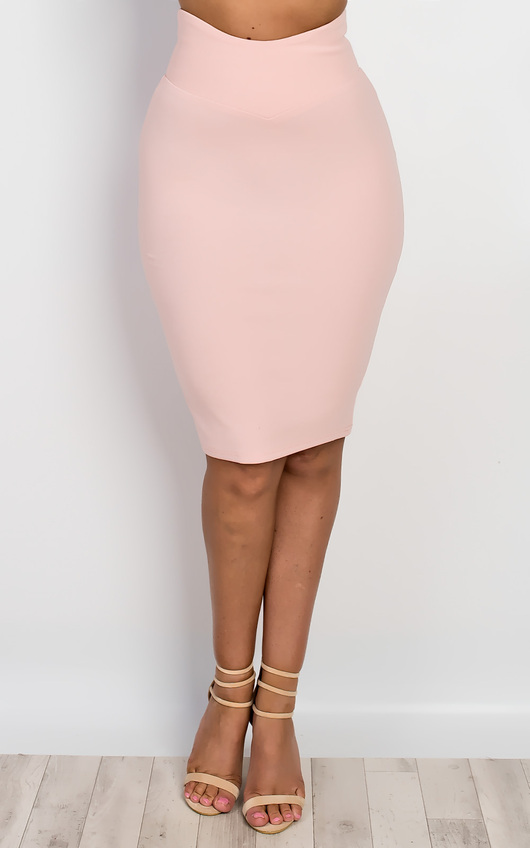 Olena Pencil Skirt
