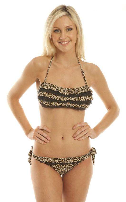 Rita Leopard Print Bikini