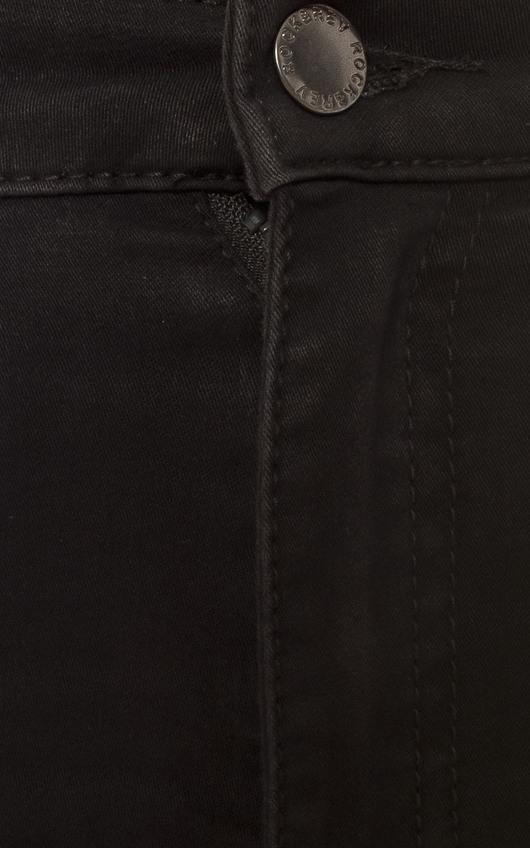 Avah Black Skinny Jeans