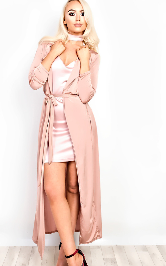Roselle Long Over Coat