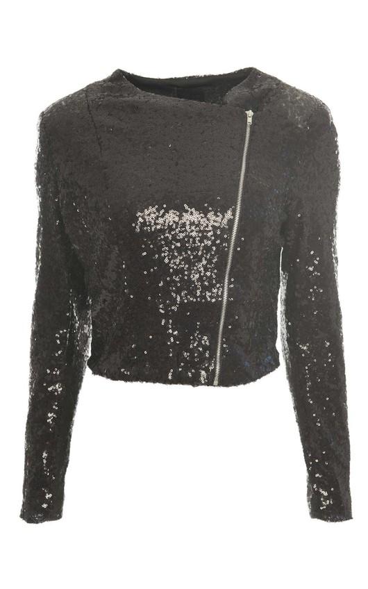 Benigna Sequin Jacket
