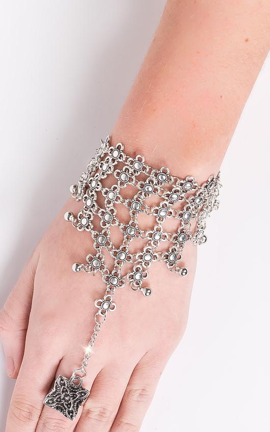 Mia Finger Chain