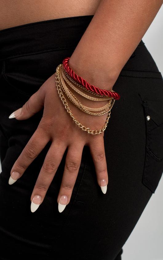Avis Chain Bracelet