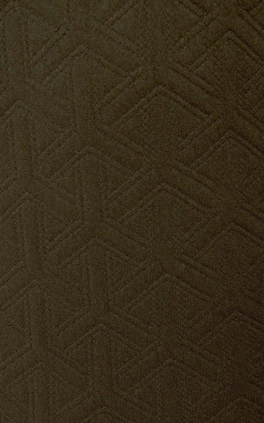 Riley Textured Pattern Bodycon Dress