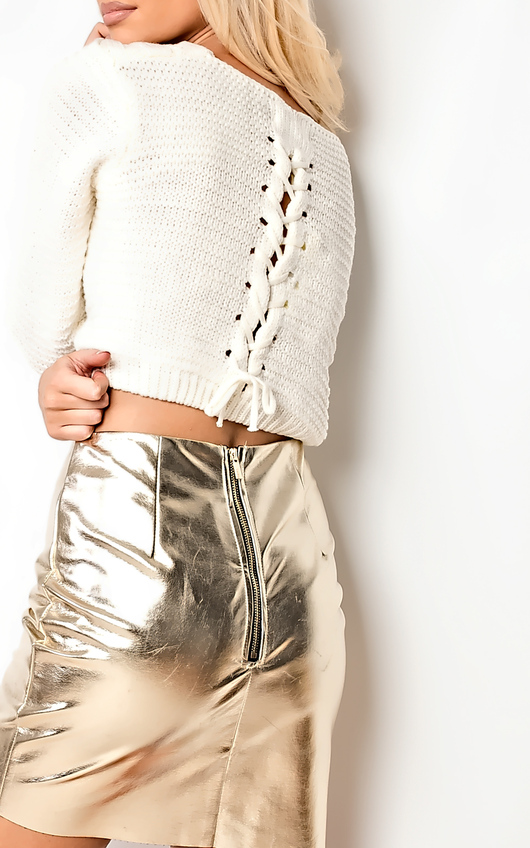 Antonia Cropped Jumper
