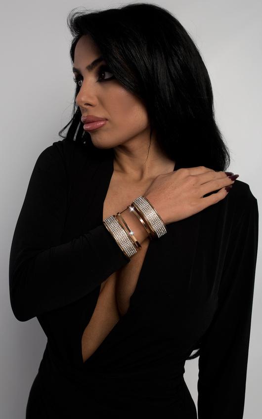Nora Diamante Cuff