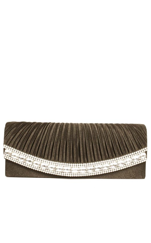 Andreiana Gem Detail Clutch Bag