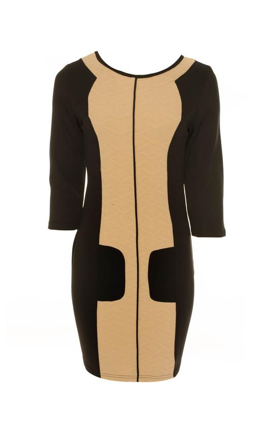 Binky Textured Dress