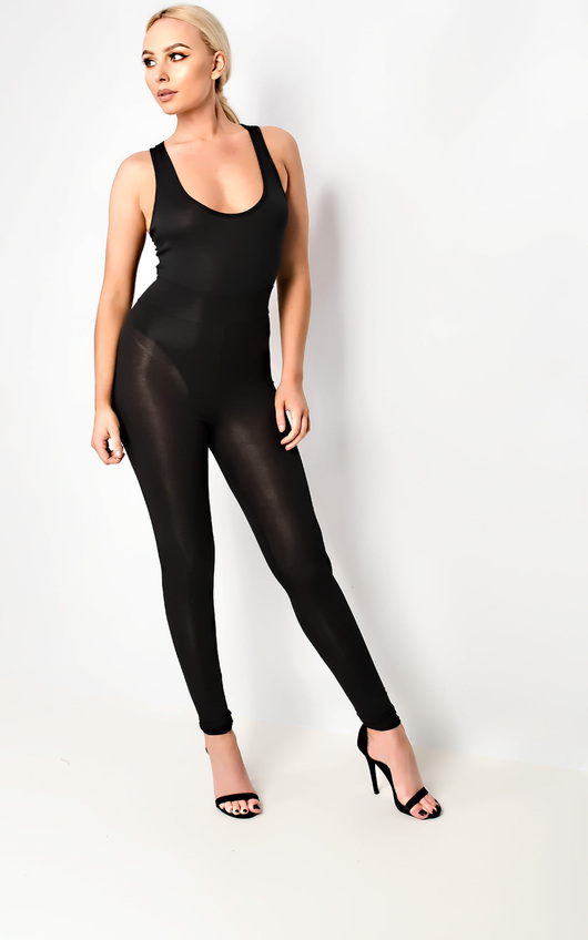 Assia Basic High Waisted Leggings