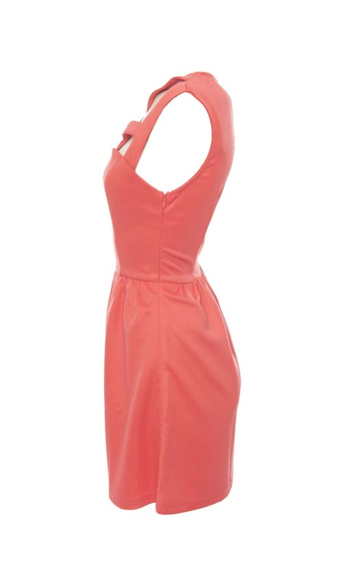 Clio Cut Out Skater Dress