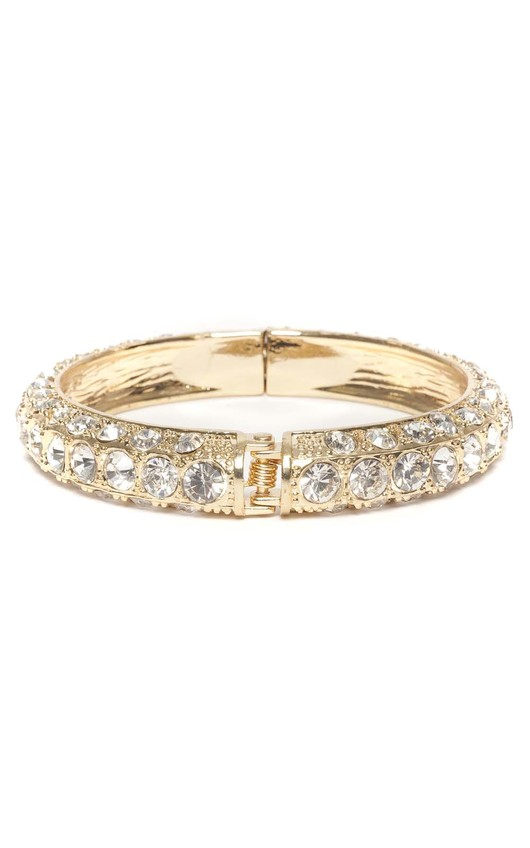 Imelda Gemstone Round Bracelet