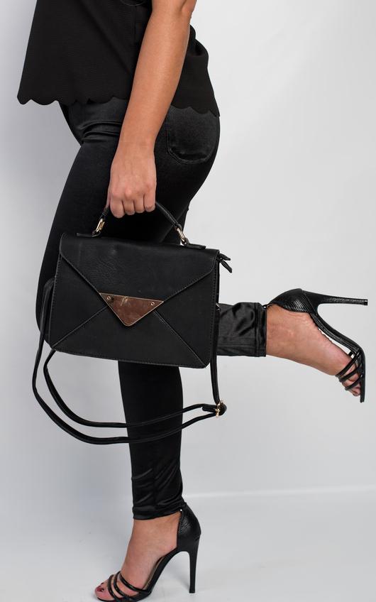 Fae Gold Detail Handbag