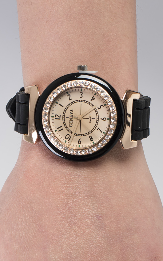 Purity Diamante Watch