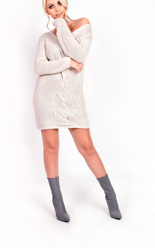 Savannah Oversized Knitted Jumper
