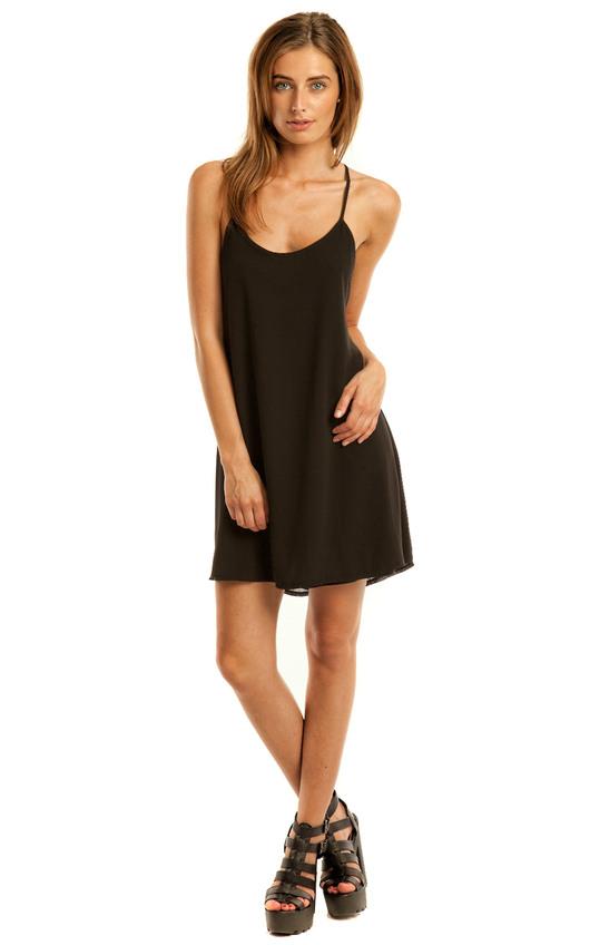 Honora Chiffon Floaty Dress