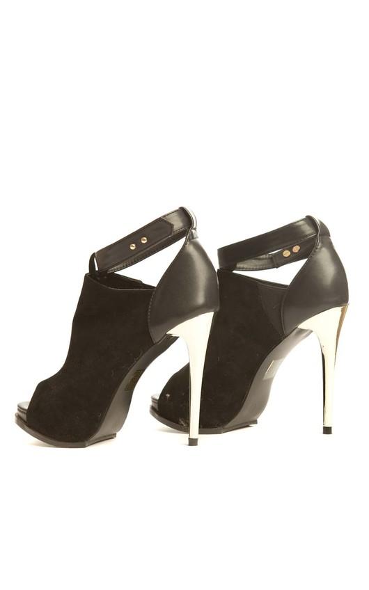 Zaira Peep Toe Heels