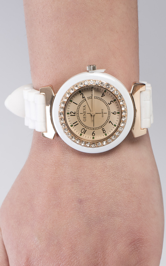 Naomi Diamante Watch