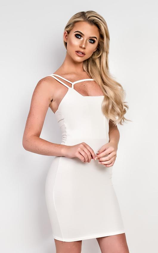 Arianne Strappy Bodycon Dress