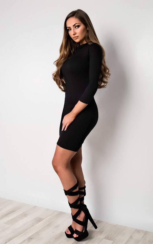 Kapri Basic Bodycon Dress