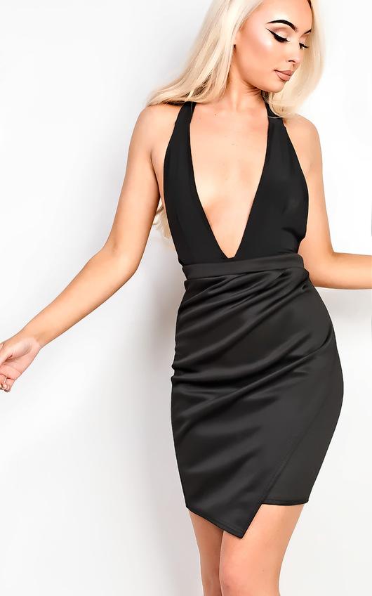 Annamaria Asymmetric Skirt