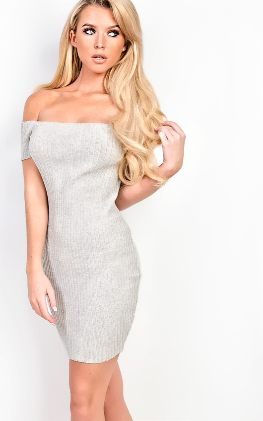 Vivian Knitted Bodycon Dress