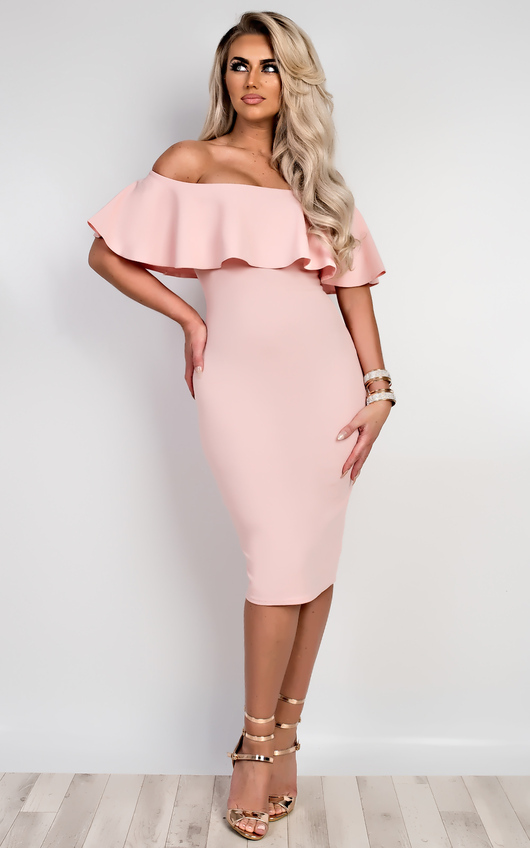Sadie Bardot Bodycon Dress