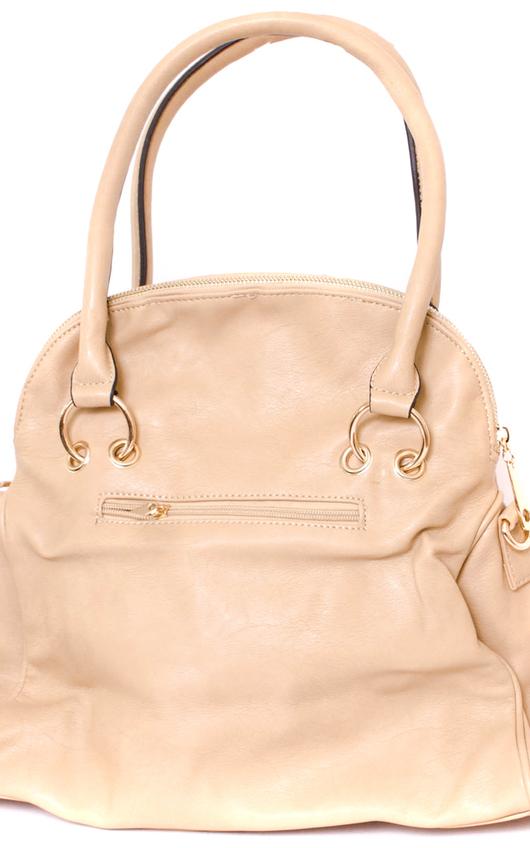 Marie Zip Slouch Bag